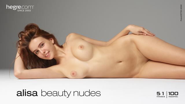 Alisa beauty nudes