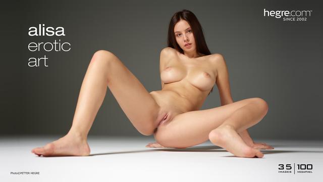Alisa erotic art