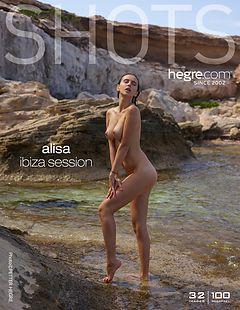 Alisa Ibiza session