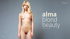 Alma blond beauty