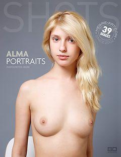 Alma portraits
