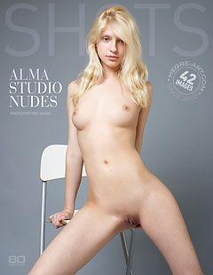 Alma studio nudes