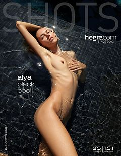 Alya black pool