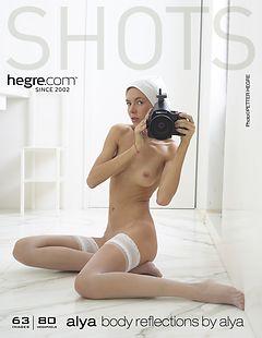 Alya Köperreflektionen von Alya