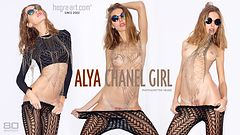 Alya CHANEL girl