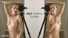Alya creamy by Alya