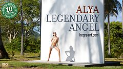 Alya legendary angel