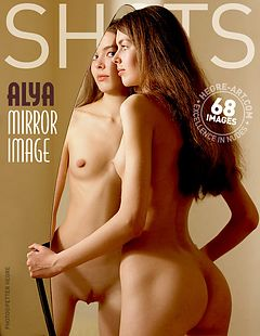 Alya mirror image