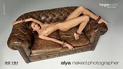 Alya naked photographer