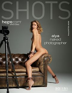 Alya naked photographer