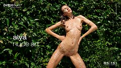 Alya nude art