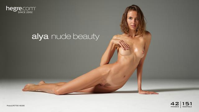 Alya nude beauty