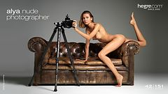 Alya nude photographer