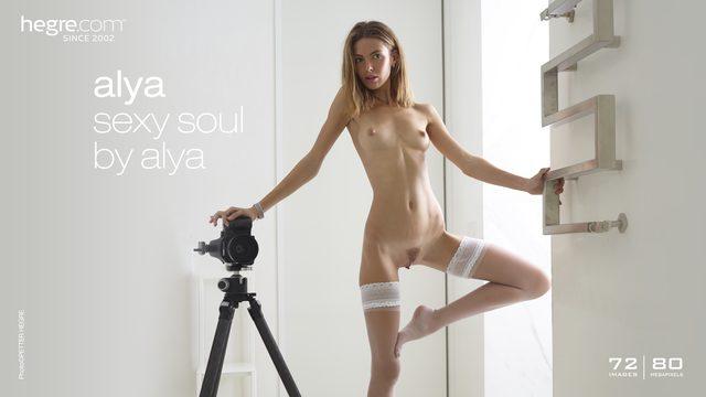 Alya âme sexy par Alya