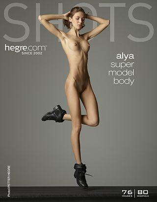 Alya super model body