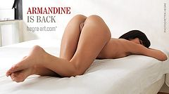 Amandine kehrt zurück