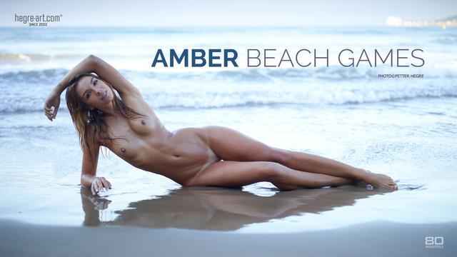 Amber beach games