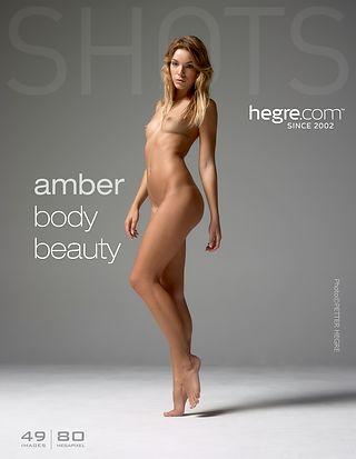 Amber body beauty