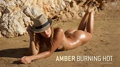 Amber ardiente