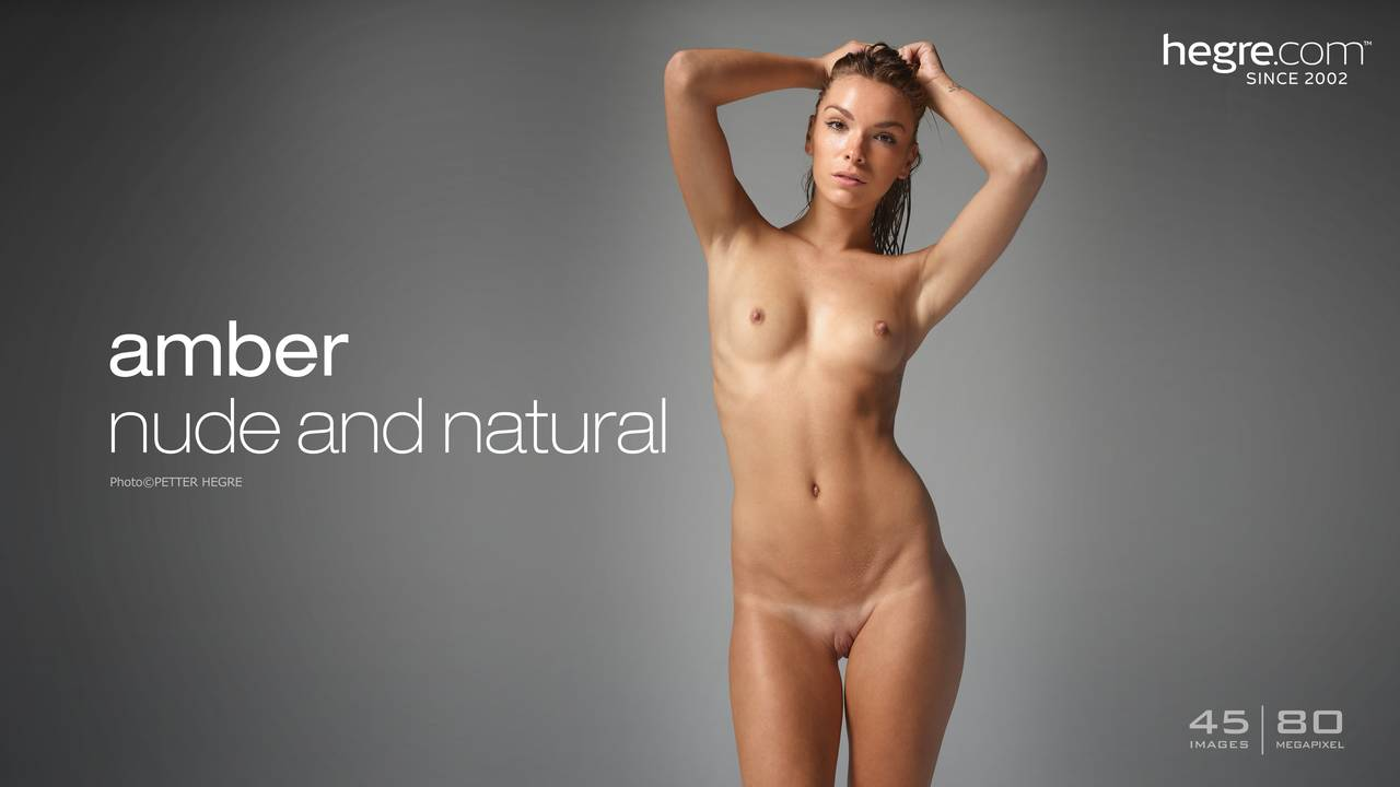 France nackt Amber  Amber light