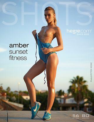 Amber sunset fitness
