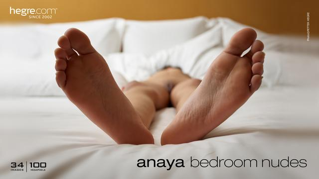 Anaya bedroom nudes
