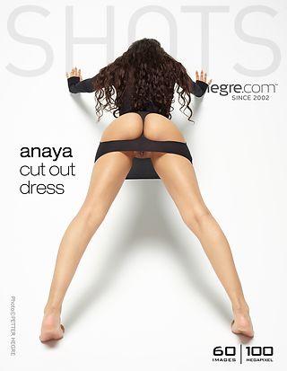 Anaya robe ouverte