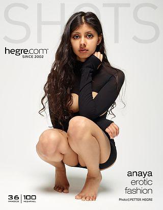Anaya erotic fashion