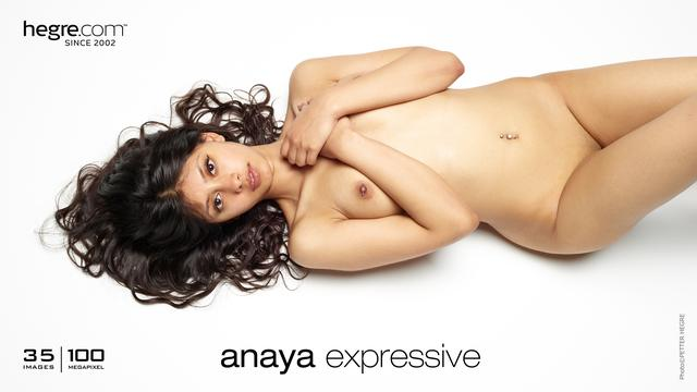 Anaya expressive