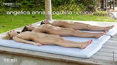 Angelica, Anna S, Paulina serenity