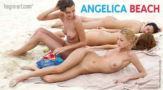 Angelica beach