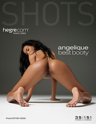 Angelique best booty