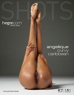 Angelique curvy Caribbean