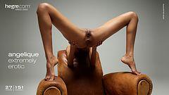Angelique Extrem Erotisch