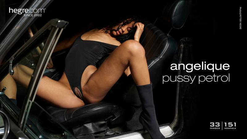 Angelique pussy petrol