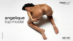 Angelique top model