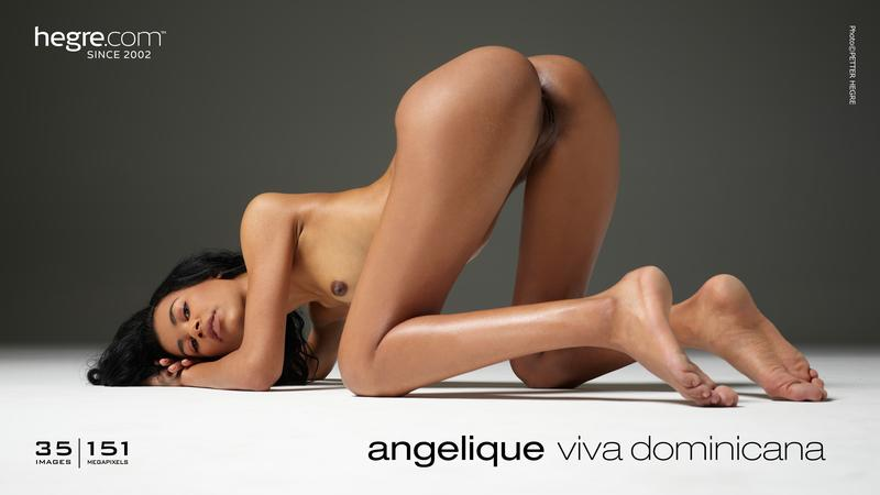 Angelique viva Dominicana