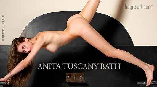 Anita baño toscano