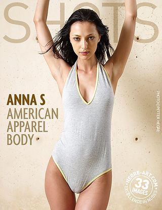 Anna S corps American apparel