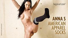 Anna S American apparel socks