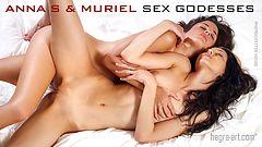 Anna A y Murel diosas del sexo