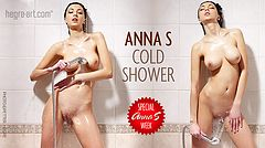 Anna S cold shower