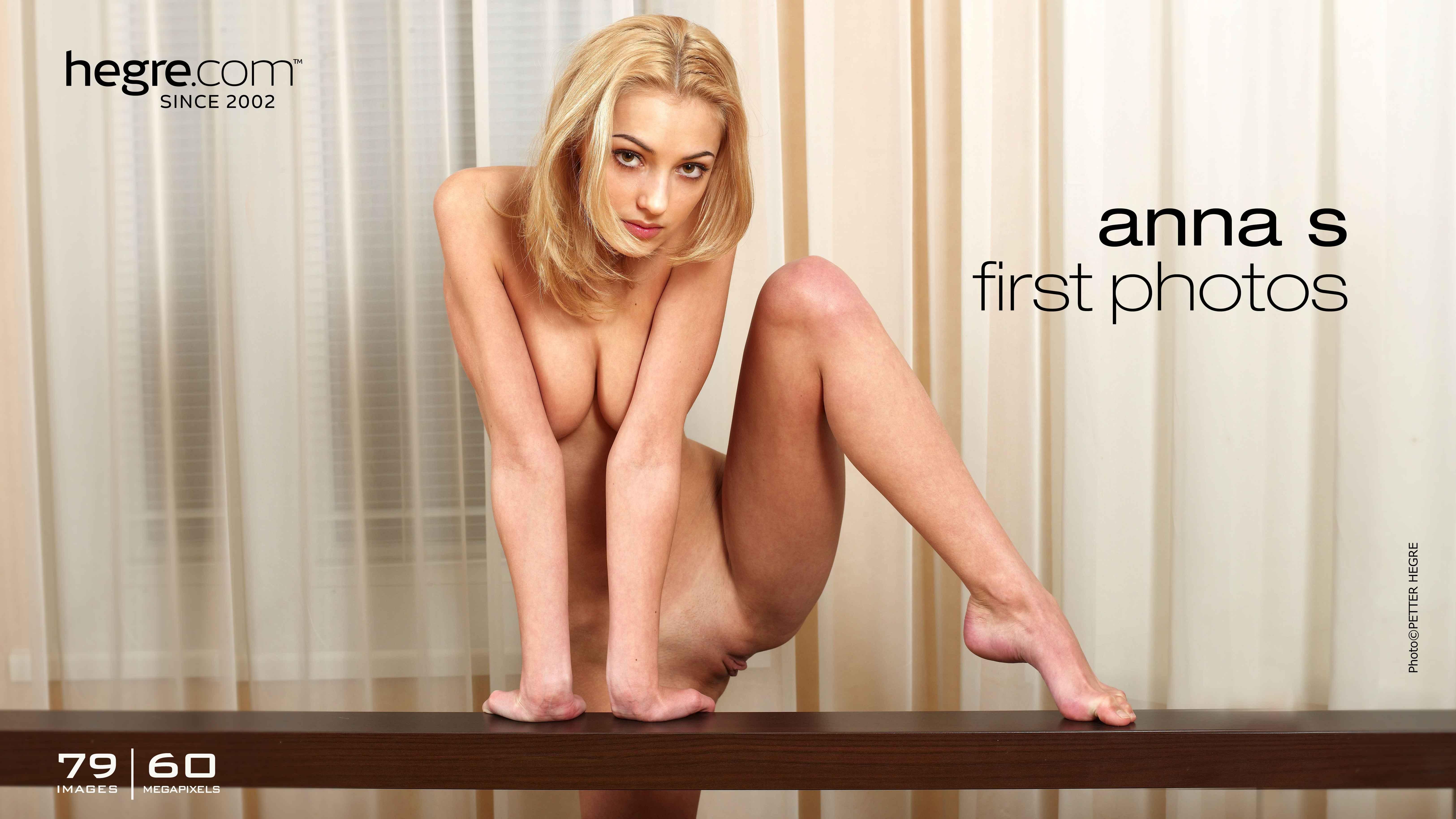 Anna S first photos