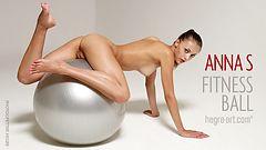 Anna S pelota de ejercicio