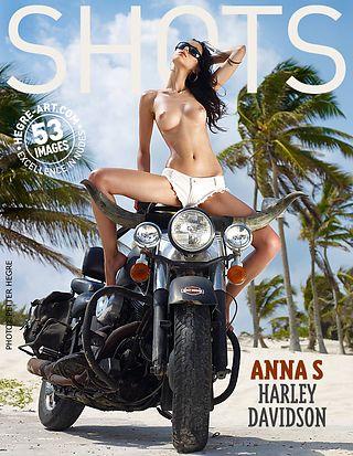 Anna S Harley Davidson