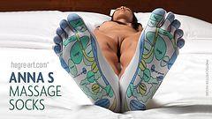 Anna S calcetines masaje