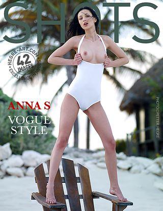 Anna S vogue style