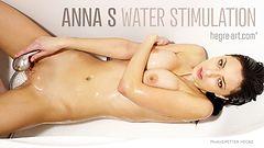 Anna S water stimulation