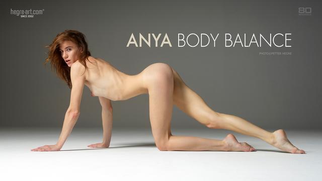 Anya body balance
