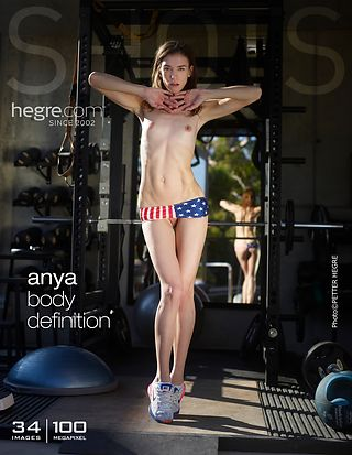 Anya body definition